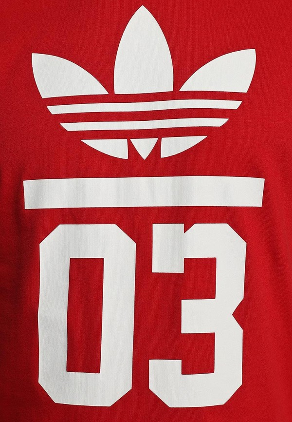 Спортивная футболка Adidas Originals (Адидас Ориджиналс) M30254: изображение 4