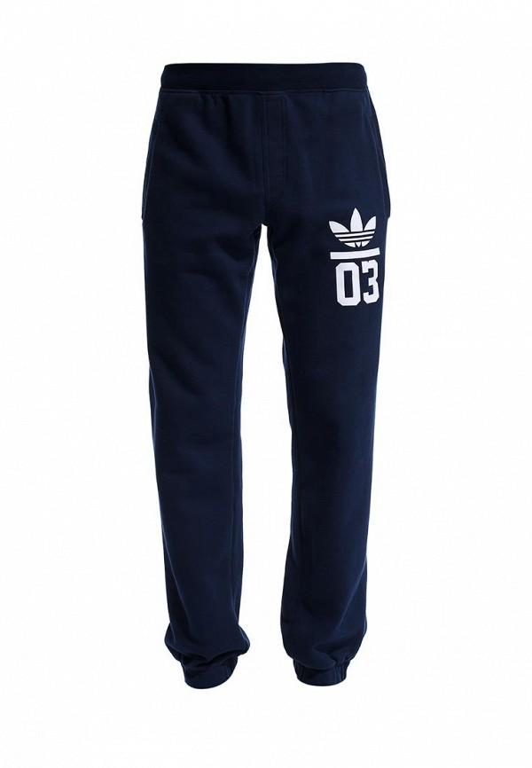 Мужские утепленные брюки Adidas Originals (Адидас Ориджиналс) M30316: изображение 4