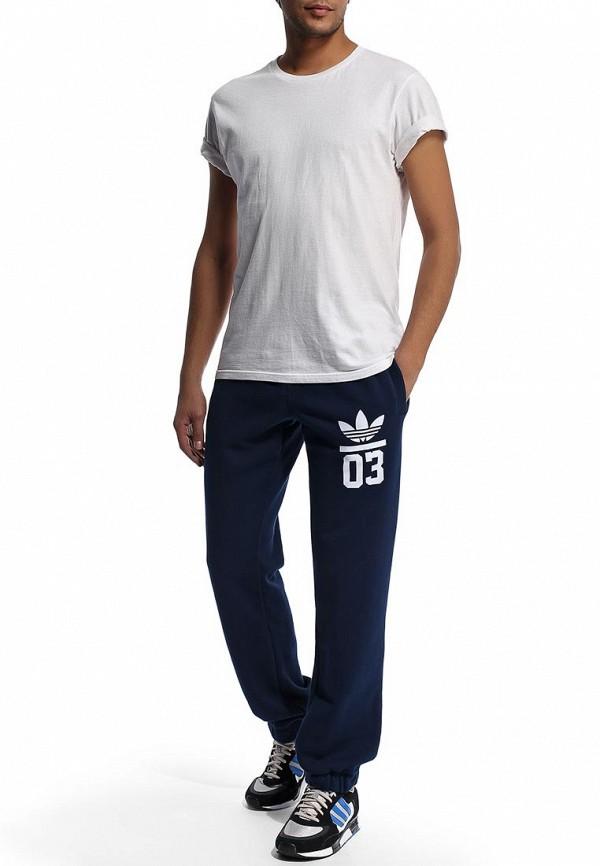 Мужские утепленные брюки Adidas Originals (Адидас Ориджиналс) M30316: изображение 6