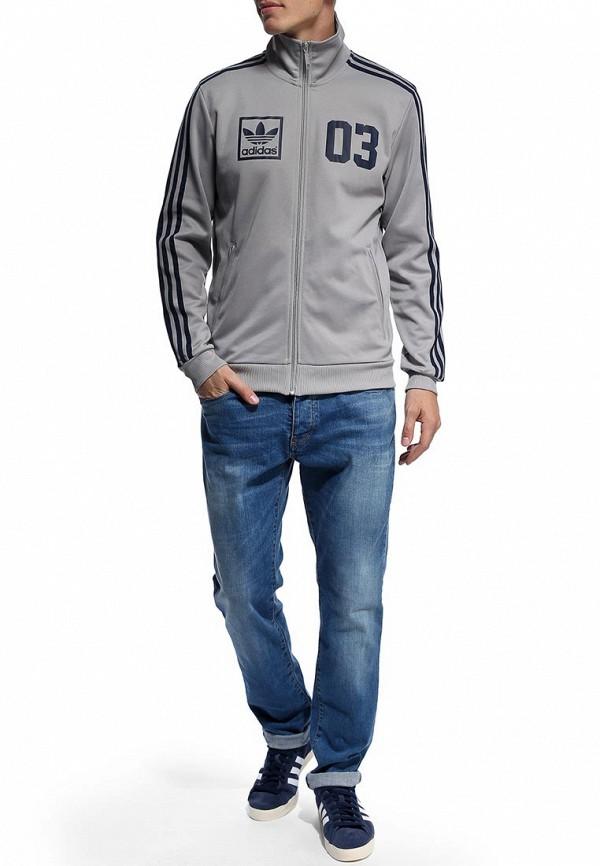 Олимпийка Adidas Originals (Адидас Ориджиналс) M30329: изображение 6