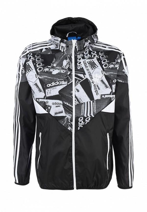 Ветровка Adidas Originals (Адидас Ориджиналс) M69824: изображение 2