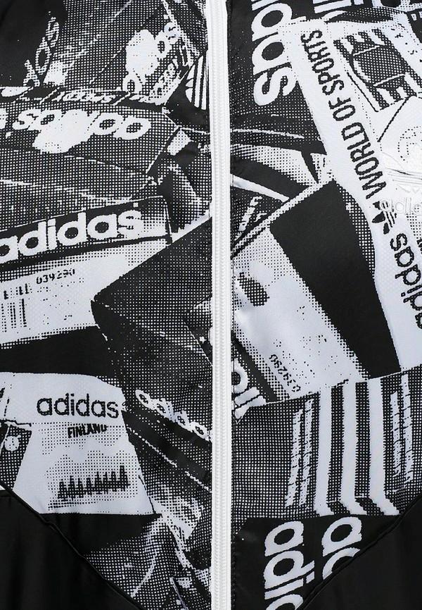 Ветровка Adidas Originals (Адидас Ориджиналс) M69824: изображение 5