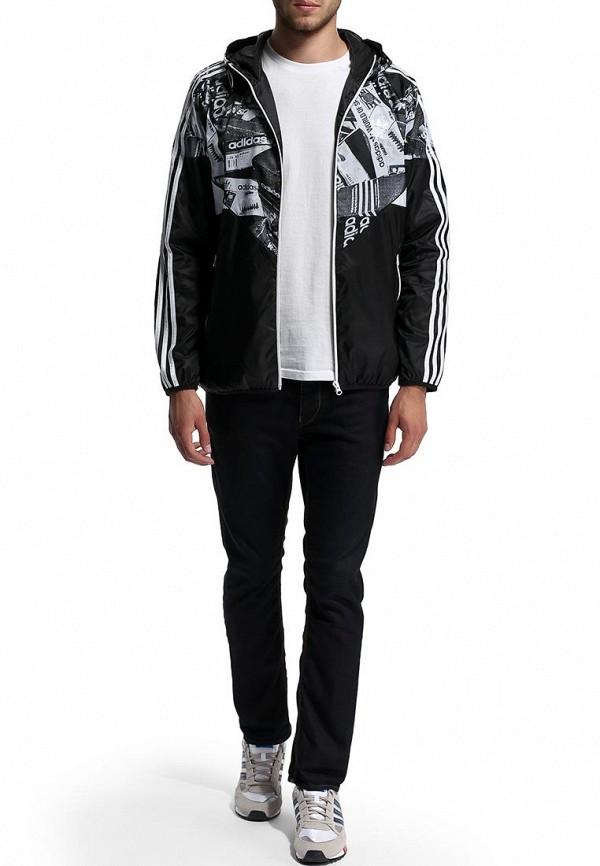 Ветровка Adidas Originals (Адидас Ориджиналс) M69824: изображение 7