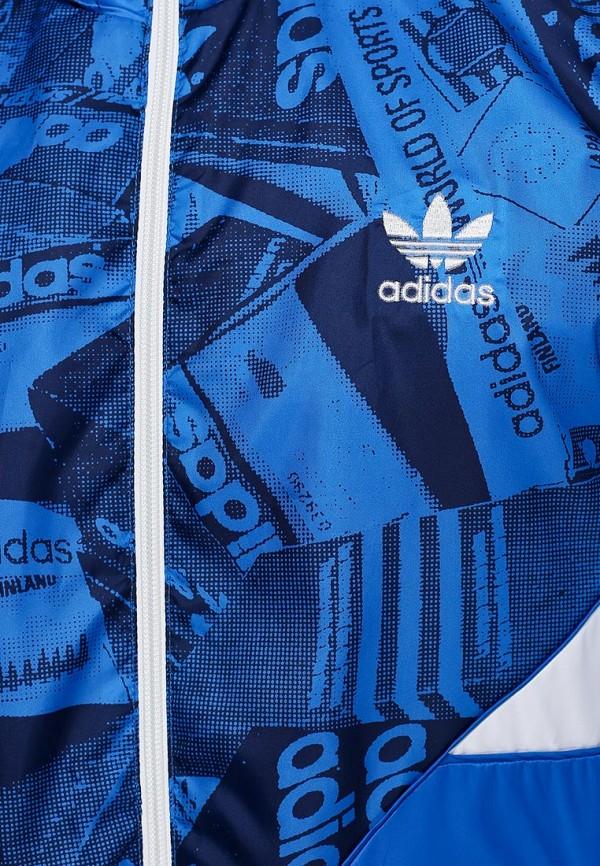 Ветровка Adidas Originals (Адидас Ориджиналс) M69825: изображение 4