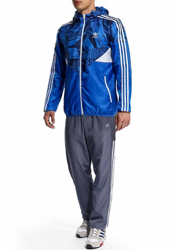 Ветровка Adidas Originals (Адидас Ориджиналс) M69825: изображение 6