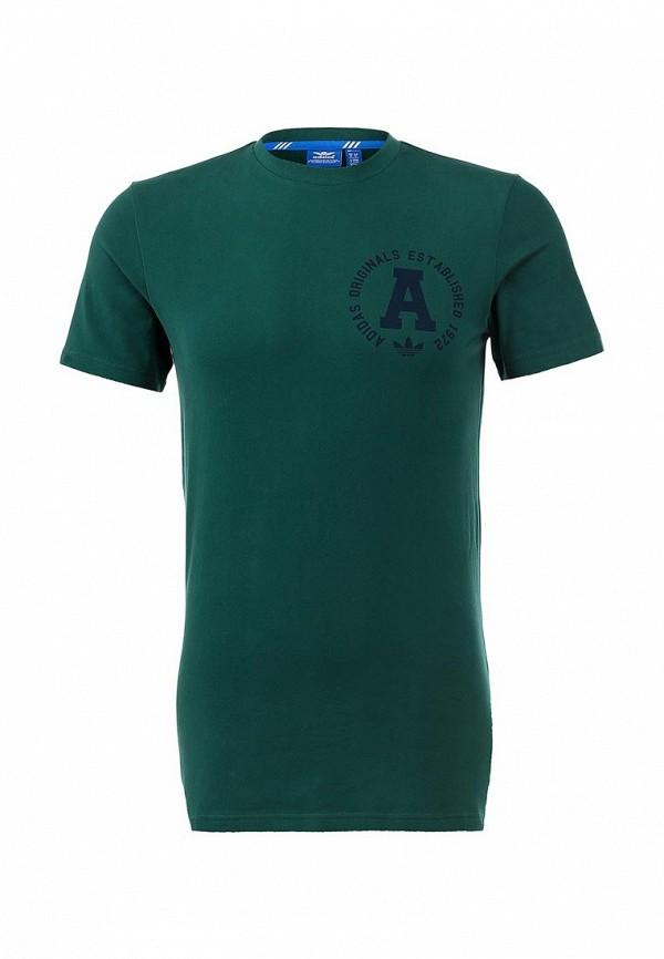 Спортивная футболка Adidas Originals (Адидас Ориджиналс) M69880: изображение 2