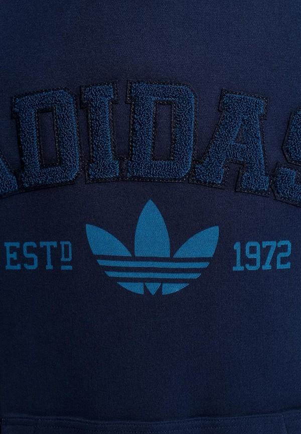 Мужские худи Adidas Originals (Адидас Ориджиналс) M69886: изображение 5