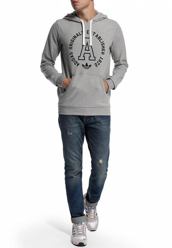 Мужские худи Adidas Originals (Адидас Ориджиналс) M69889: изображение 7