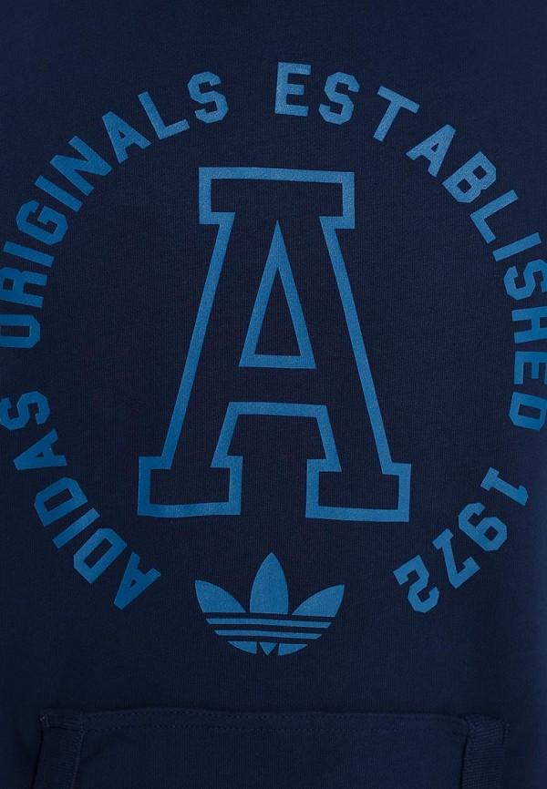 Мужские худи Adidas Originals (Адидас Ориджиналс) M69890: изображение 5