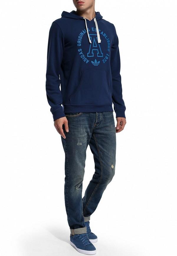 Мужские худи Adidas Originals (Адидас Ориджиналс) M69890: изображение 7