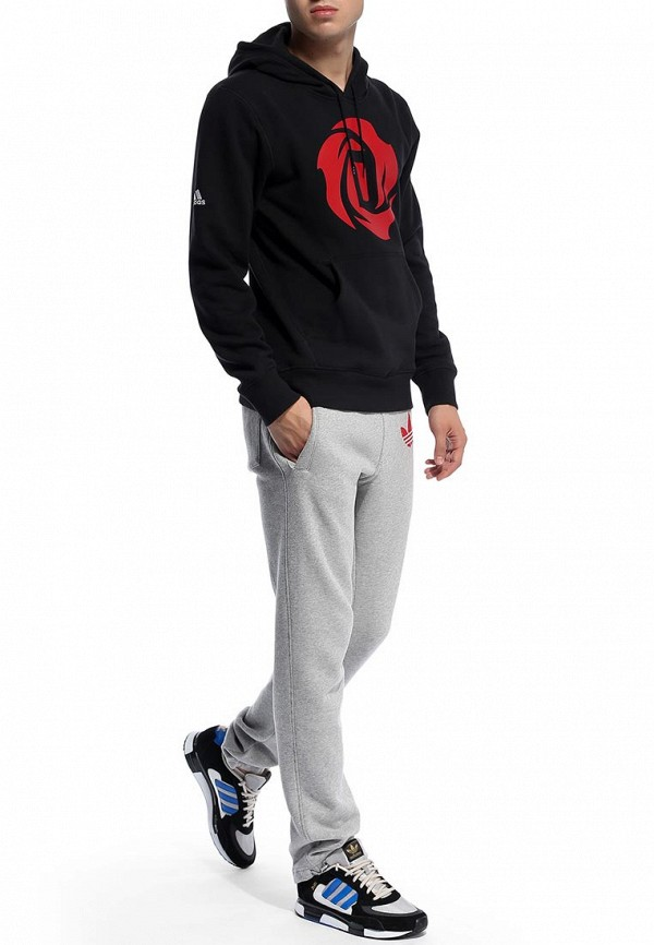 Мужские спортивные брюки Adidas Originals (Адидас Ориджиналс) M69897: изображение 7