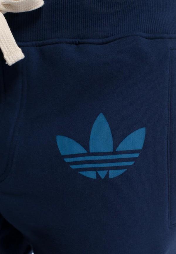 Мужские спортивные брюки Adidas Originals (Адидас Ориджиналс) M69898: изображение 5