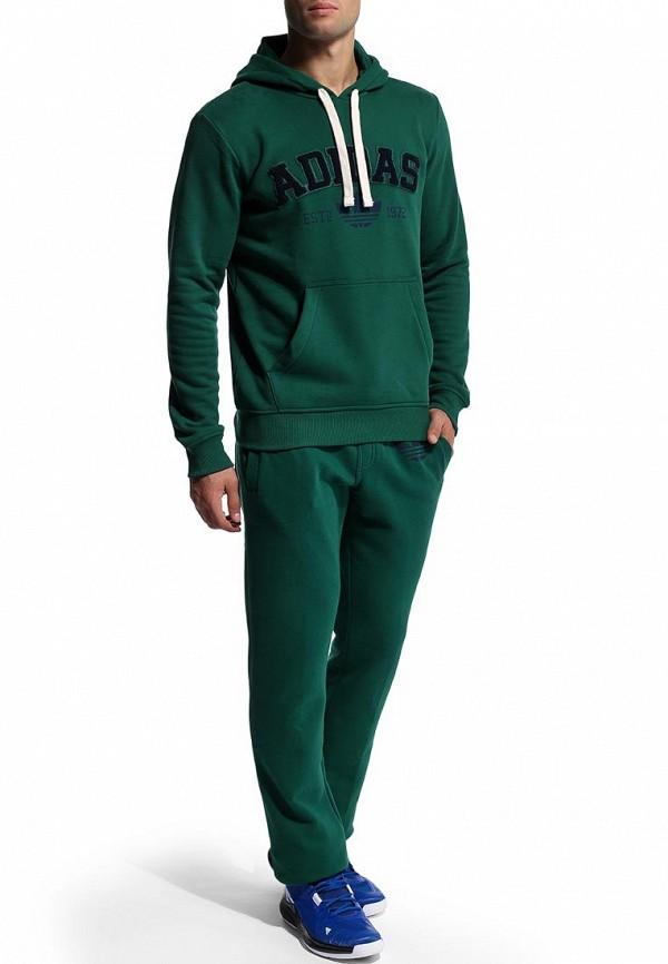 Мужские спортивные брюки Adidas Originals (Адидас Ориджиналс) M69900: изображение 7