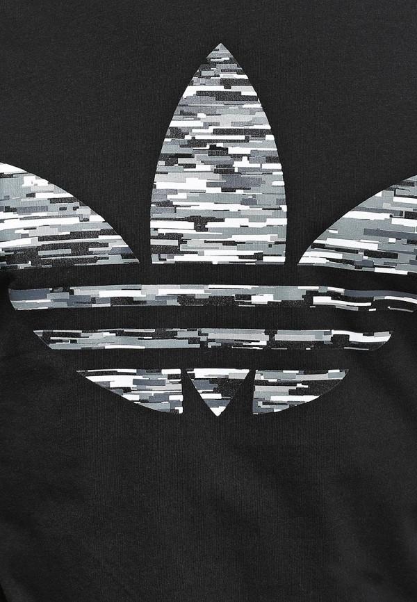 Футболка с надписями Adidas Originals (Адидас Ориджиналс) S08229: изображение 5