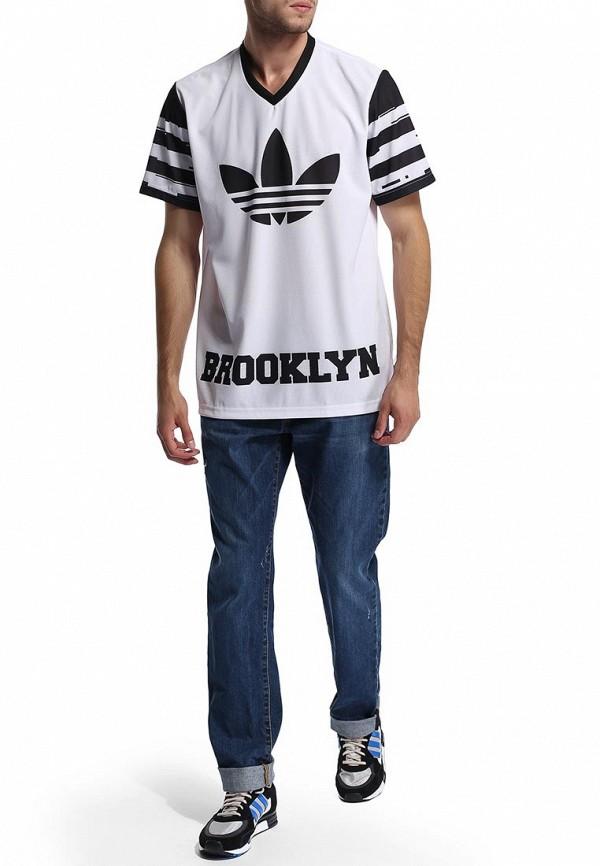 Спортивная футболка Adidas Originals (Адидас Ориджиналс) S08232: изображение 6
