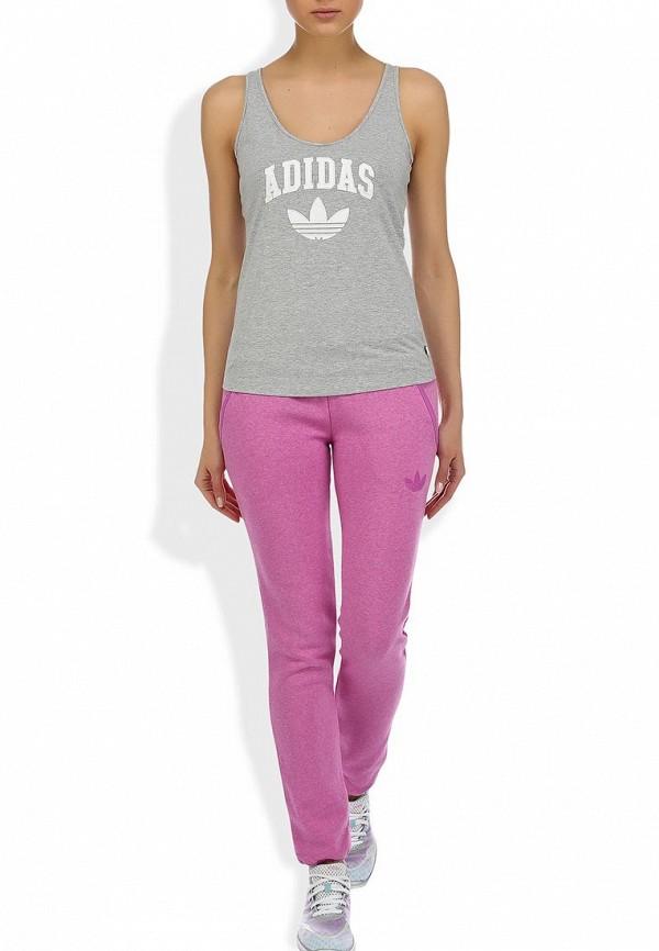 Женские спортивные брюки Adidas Originals (Адидас Ориджиналс) F77894: изображение 4