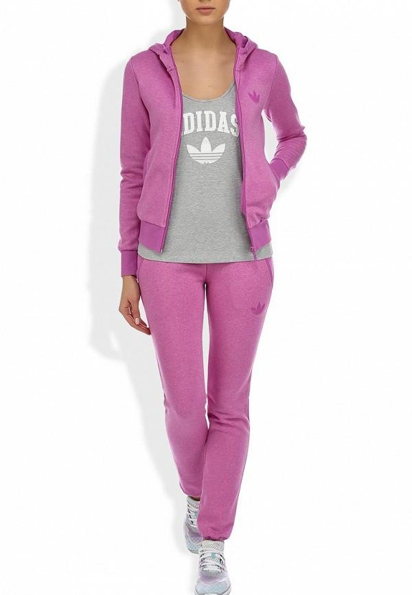 Толстовка Adidas Originals (Адидас Ориджиналс) F77909: изображение 7