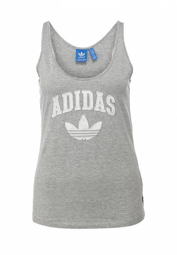 Спортивный топ Adidas Originals (Адидас Ориджиналс) F77927: изображение 2