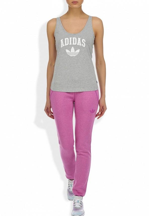 Спортивный топ Adidas Originals (Адидас Ориджиналс) F77927: изображение 7