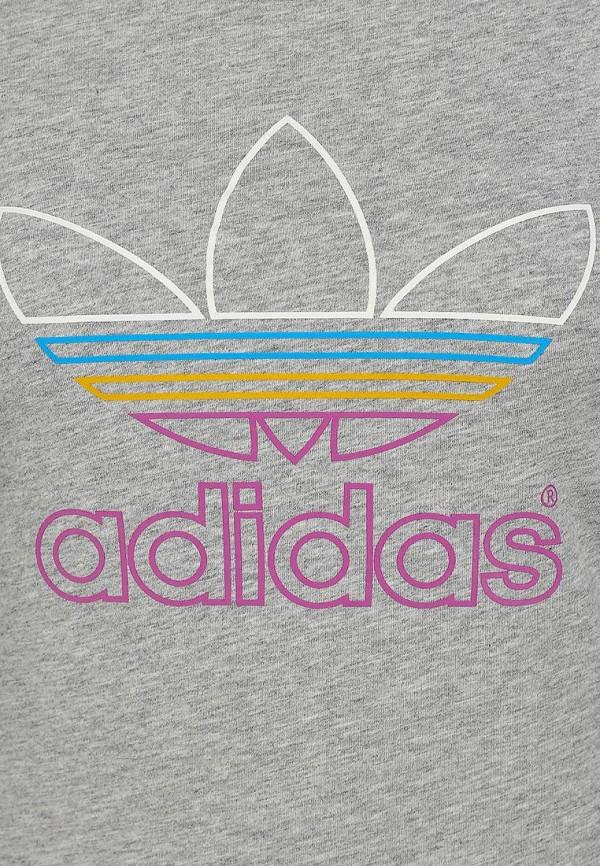 Футболка с коротким рукавом Adidas Originals (Адидас Ориджиналс) F78419: изображение 5
