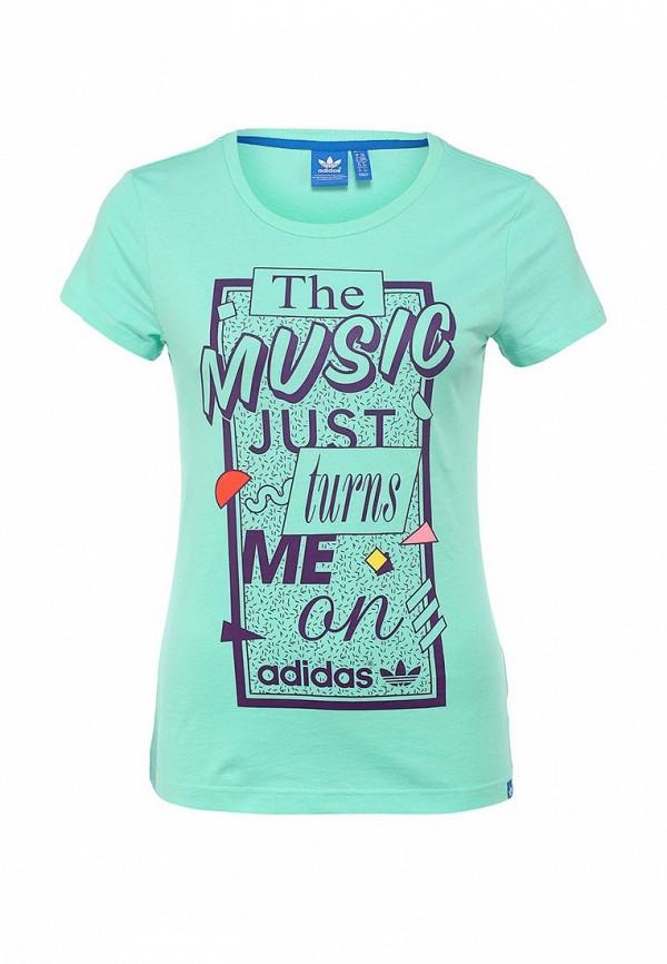 Спортивная футболка Adidas Originals (Адидас Ориджиналс) S06965: изображение 1
