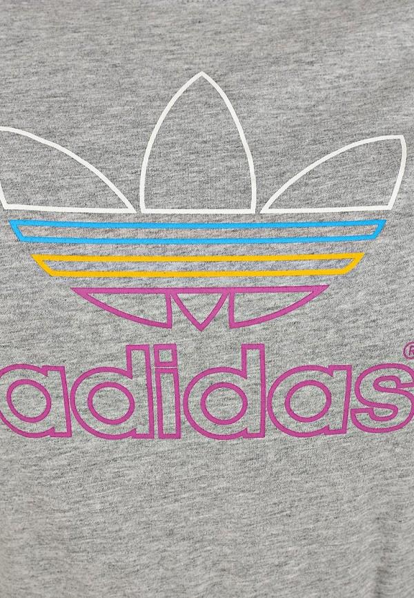Платье-мини Adidas Originals (Адидас Ориджиналс) F78399: изображение 3