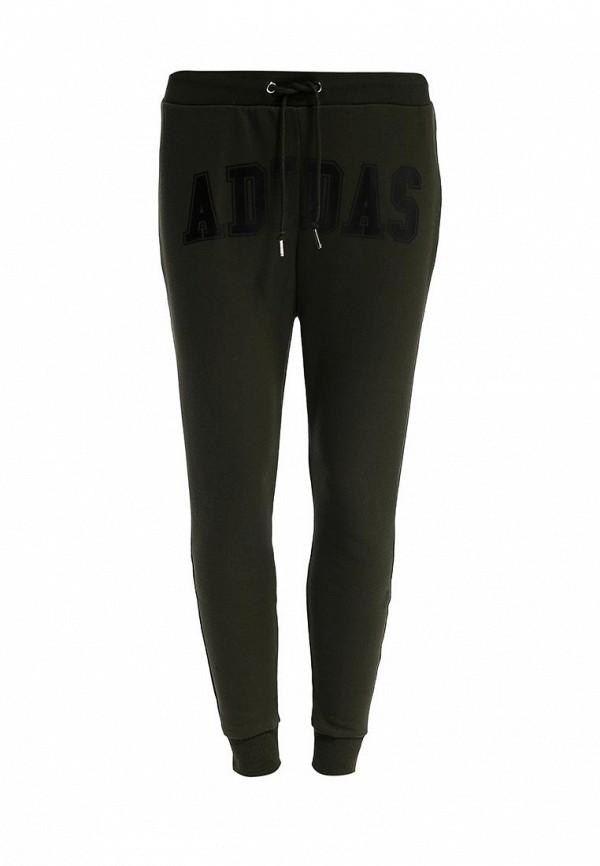 Женские спортивные брюки Adidas Originals (Адидас Ориджиналс) M30306: изображение 2