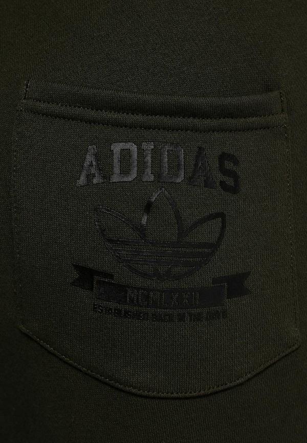 Женские спортивные брюки Adidas Originals (Адидас Ориджиналс) M30306: изображение 4
