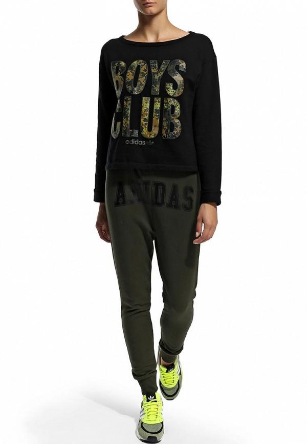 Женские спортивные брюки Adidas Originals (Адидас Ориджиналс) M30306: изображение 6