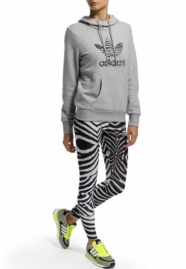 Женские леггинсы Adidas Originals (Адидас Ориджиналс) M30334: изображение 6