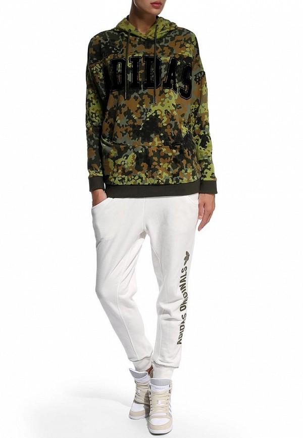 Женские худи Adidas Originals (Адидас Ориджиналс) M30352: изображение 6
