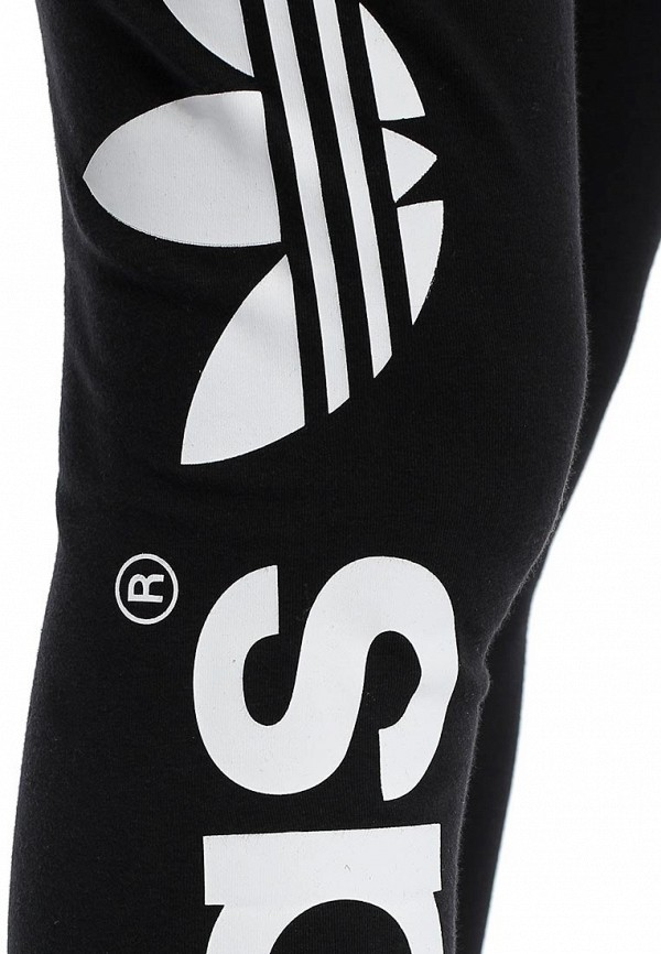 Женские леггинсы Adidas Originals (Адидас Ориджиналс) M30671: изображение 5