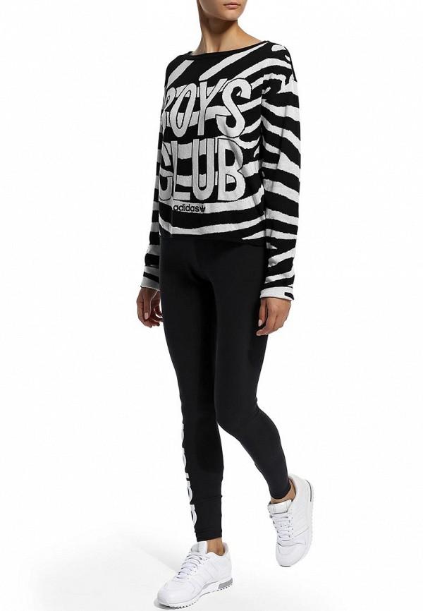 Женские леггинсы Adidas Originals (Адидас Ориджиналс) M30671: изображение 7