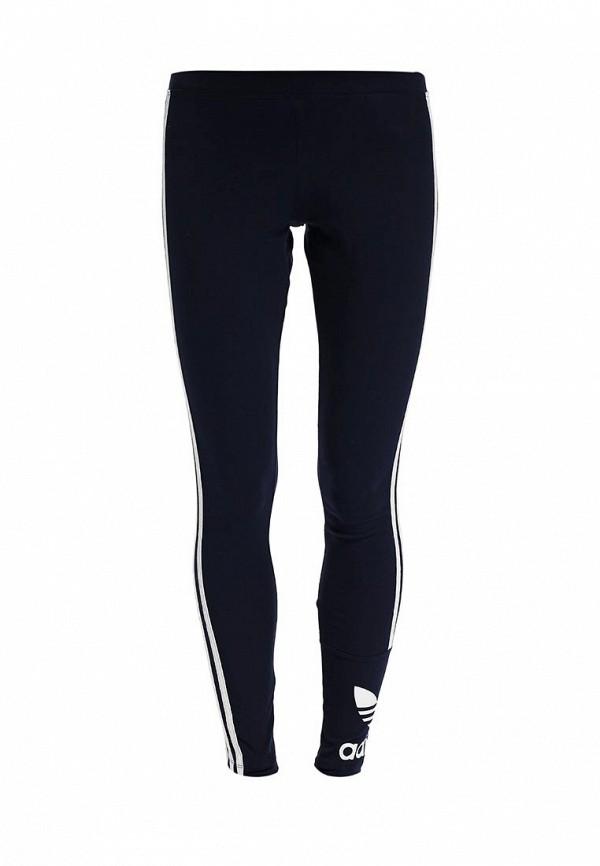 Женские леггинсы Adidas Originals (Адидас Ориджиналс) M30710: изображение 2
