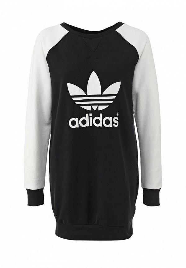 Платье-мини Adidas Originals (Адидас Ориджиналс) M30770: изображение 2