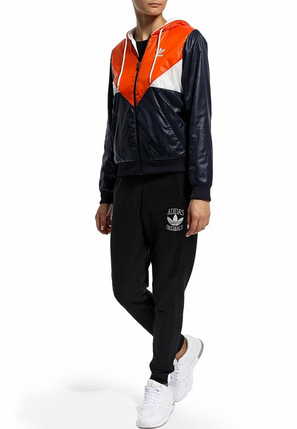 Ветровка Adidas Originals (Адидас Ориджиналс) M30804: изображение 6