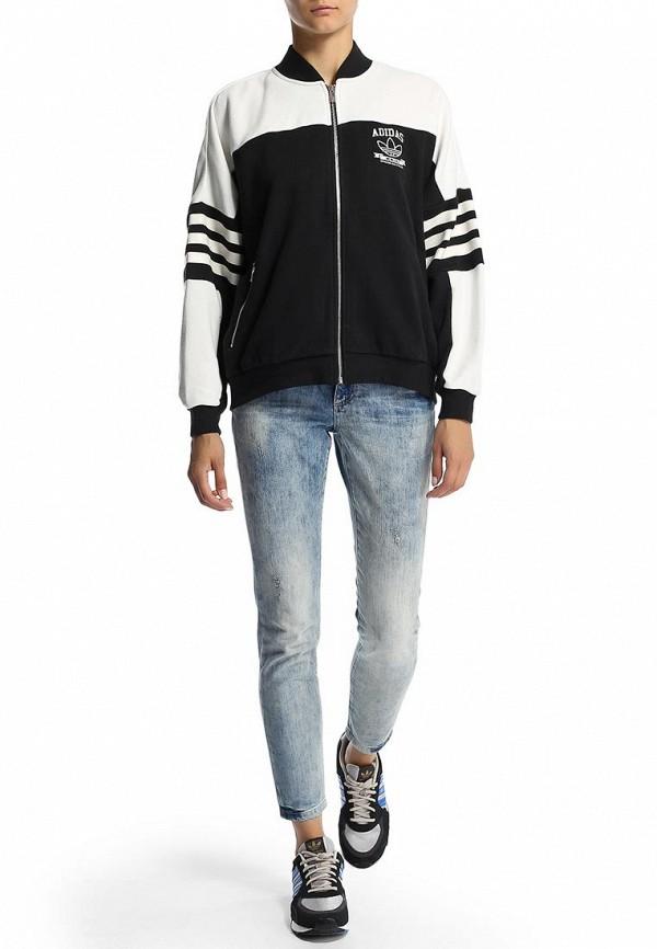 Олимпийка Adidas Originals (Адидас Ориджиналс) M69646: изображение 6