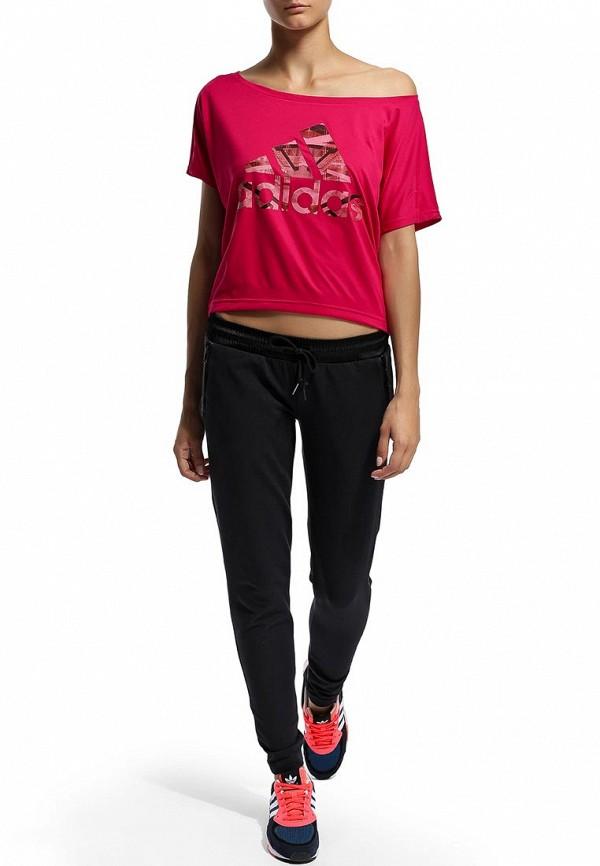 Женские спортивные брюки Adidas Originals (Адидас Ориджиналс) M69789: изображение 7