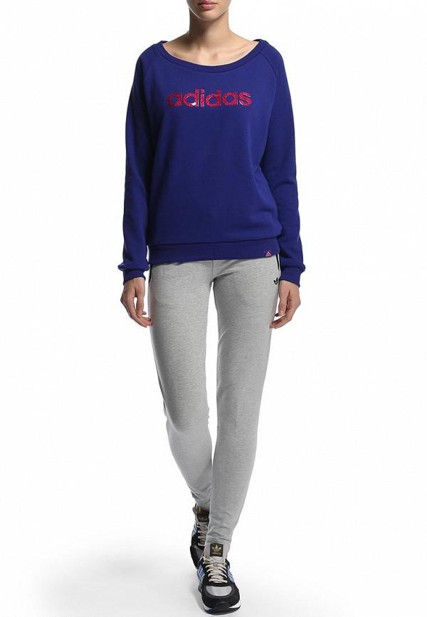 Женские спортивные брюки Adidas Originals (Адидас Ориджиналс) M69796: изображение 6