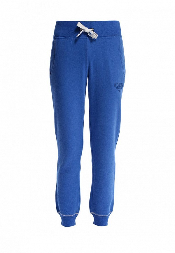 Женские спортивные брюки Adidas Originals (Адидас Ориджиналс) M69914: изображение 2