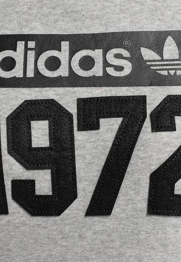 Флисовая толстовка Adidas Originals (Адидас Ориджиналс) M69933: изображение 4