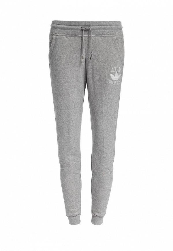 Женские спортивные брюки Adidas Originals (Адидас Ориджиналс) M69976: изображение 2