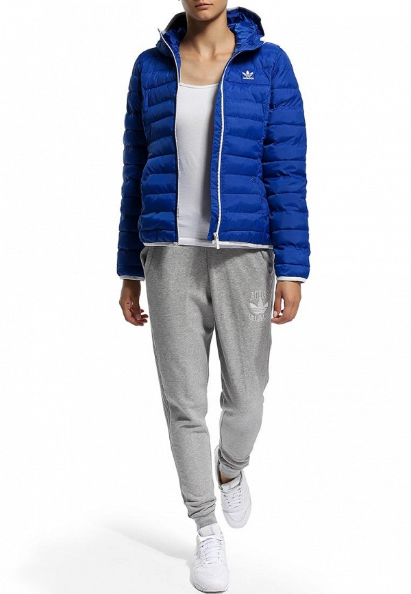 Женские спортивные брюки Adidas Originals (Адидас Ориджиналс) M69976: изображение 7