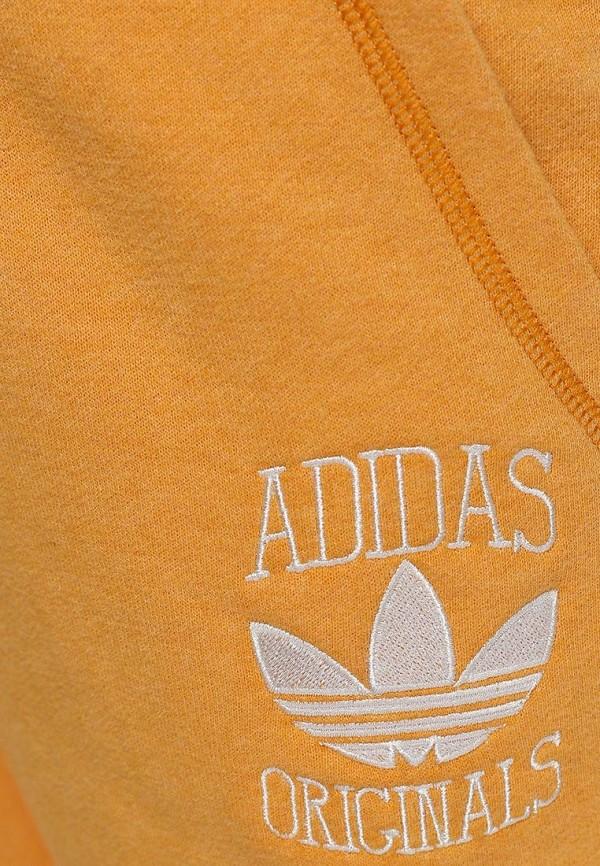 Женские спортивные брюки Adidas Originals (Адидас Ориджиналс) M69977: изображение 4