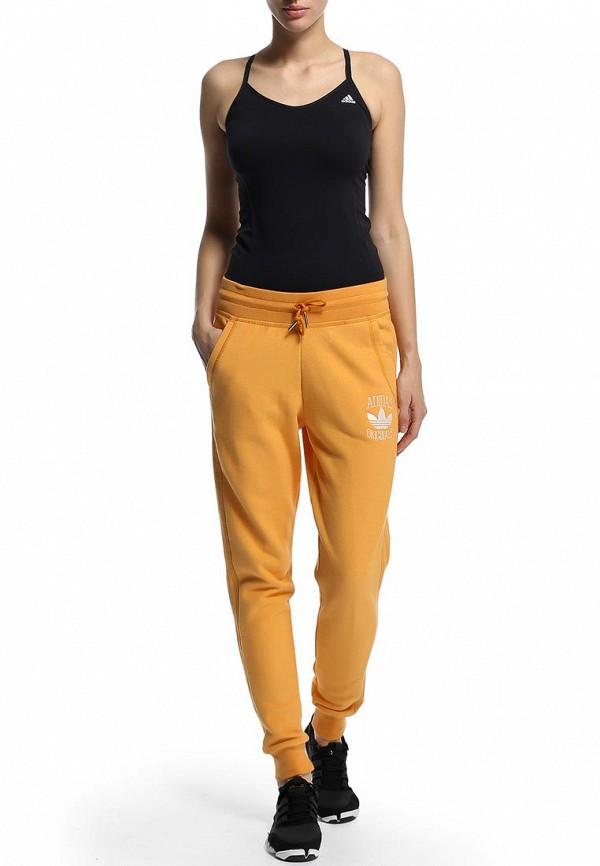 Женские спортивные брюки Adidas Originals (Адидас Ориджиналс) M69977: изображение 6