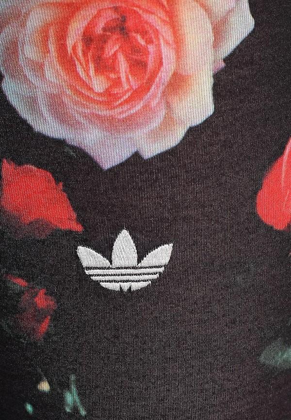 Женские леггинсы Adidas Originals (Адидас Ориджиналс) F78410: изображение 4