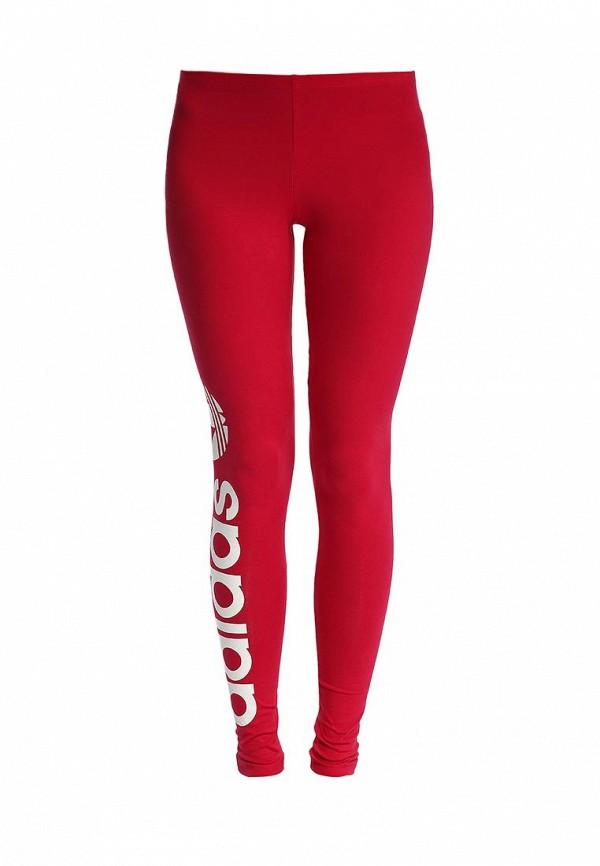 Женские леггинсы Adidas Originals (Адидас Ориджиналс) F78411: изображение 2