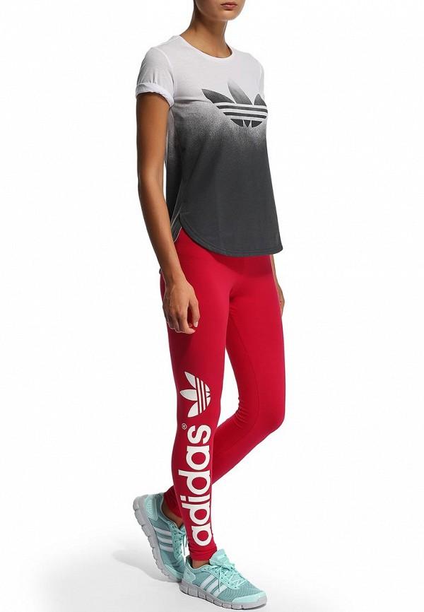 Женские леггинсы Adidas Originals (Адидас Ориджиналс) F78411: изображение 6