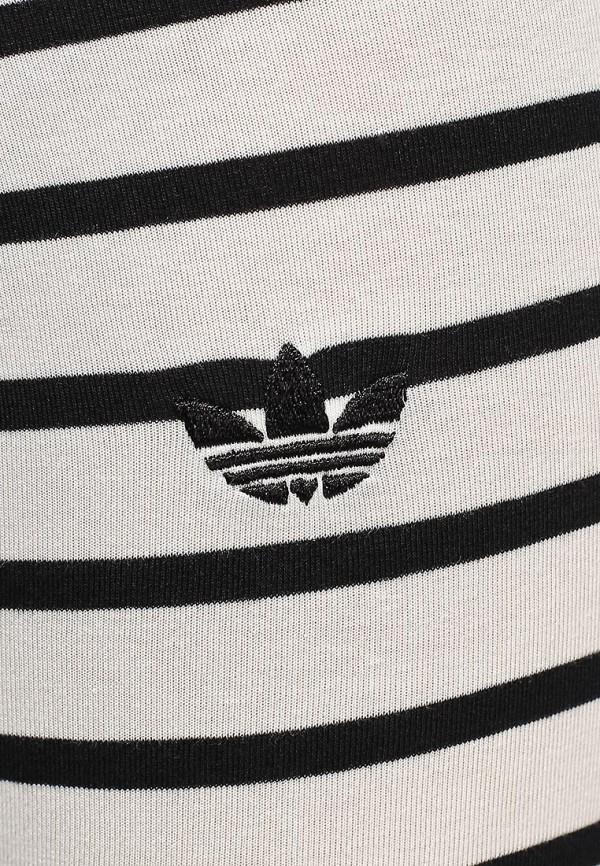 Женские леггинсы Adidas Originals (Адидас Ориджиналс) G77403: изображение 4