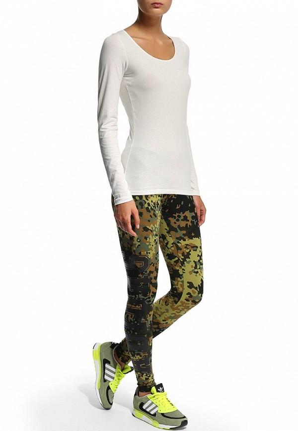 Женские леггинсы Adidas Originals (Адидас Ориджиналс) M30335: изображение 6